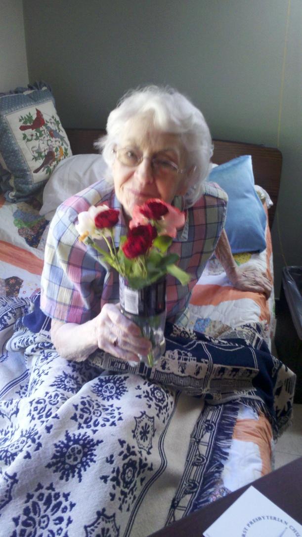 Ely Manor in Allegan loves GVRS Roses!
